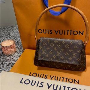 Louis Vuitton mini looping bag